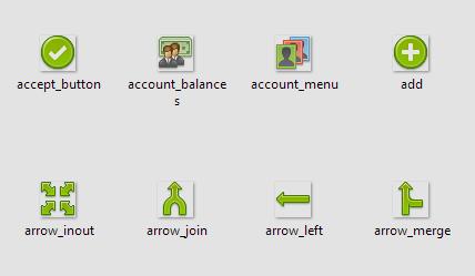 Iconos Fatcow